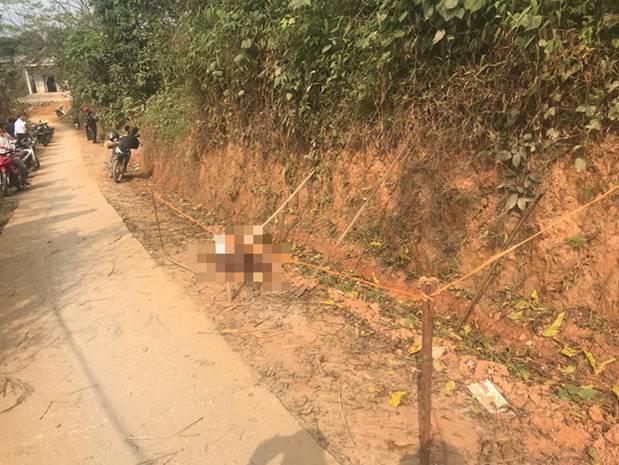 Khám nghiệm hiện trường vụ thảm án khiến 6 người thương vong ở Thái Nguyên-14