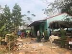 Thảm án 5 người chết ở Thái Nguyên: Hai con gái suy sụp, ôm nhau khóc khi hay tin bố giết mẹ và 4 người khác-4