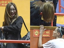 Nhật Lê người yêu cũ của Quang Hải U23 bị đồn có bạn trai mới khi lộ ảnh