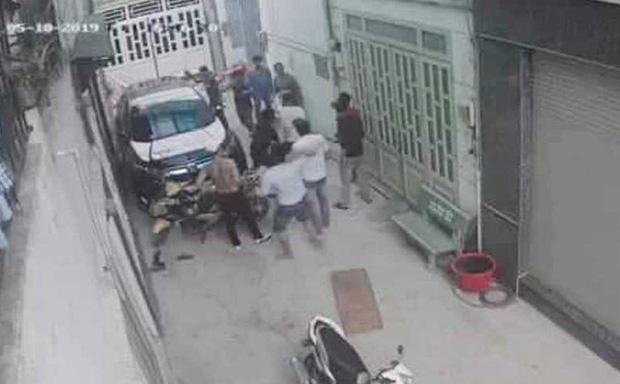 Mâu thuẫn sau tin nhắn Đừng làm cho chị giận nha cưng, một người bị đâm tử vong ở Sài Gòn-1