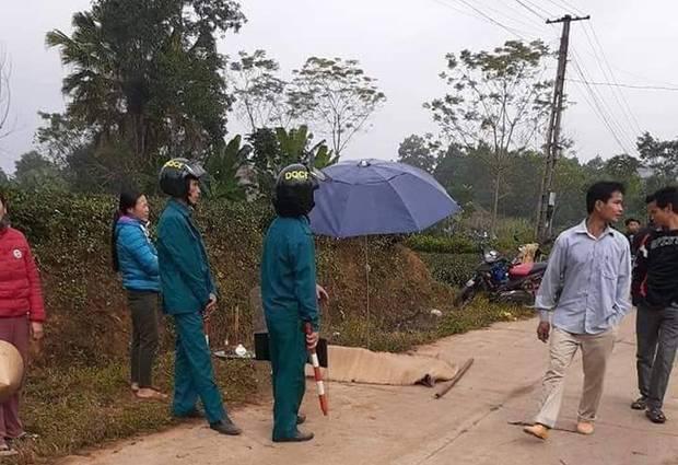 Dân làng ám ảnh khi chứng kiến vụ thảm án ở Thái Nguyên: Chỉ dọc theo ven đường chừng 500m mà có tới 5 người tử vong-3