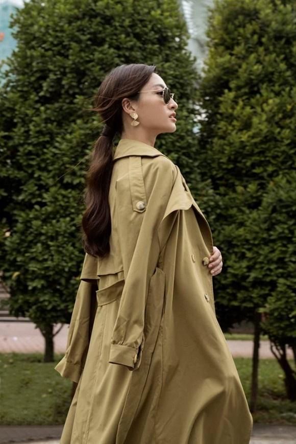 Hoa hậu Lương Thùy Linh hóa quý cô điệu đà trong loạt ảnh thời trang-4