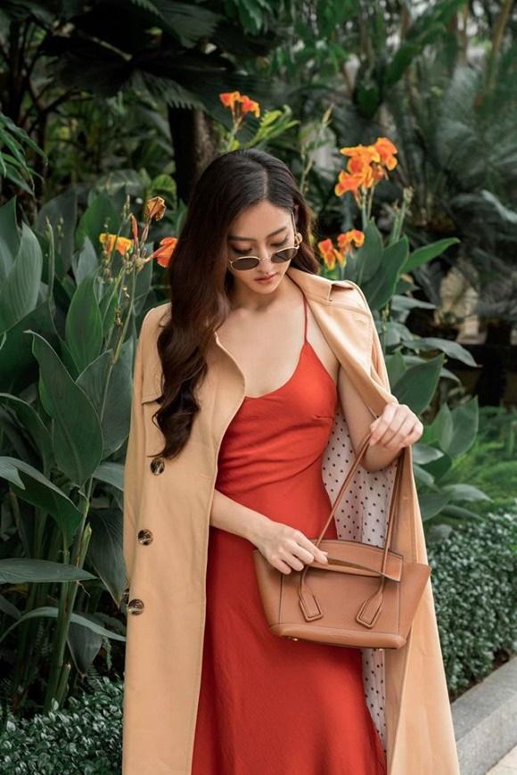 Hoa hậu Lương Thùy Linh hóa quý cô điệu đà trong loạt ảnh thời trang-7