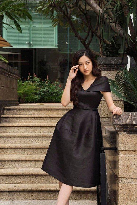 Hoa hậu Lương Thùy Linh hóa quý cô điệu đà trong loạt ảnh thời trang-8
