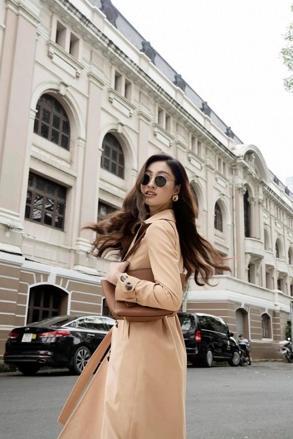 Hoa hậu Lương Thùy Linh hóa quý cô điệu đà trong loạt ảnh thời trang-9