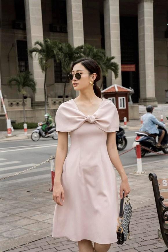 Hoa hậu Lương Thùy Linh hóa quý cô điệu đà trong loạt ảnh thời trang-11