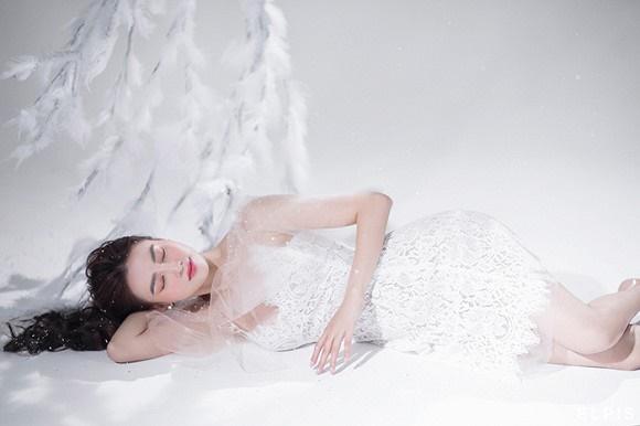 Ninh Dương Lan Ngọc trong bộ ảnh thời trang mới nhất không khác gì họa báo: Thì ra thần thái đỉnh cao là đây-3