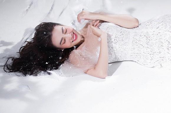 Ninh Dương Lan Ngọc trong bộ ảnh thời trang mới nhất không khác gì họa báo: Thì ra thần thái đỉnh cao là đây-4