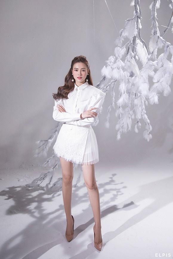 Ninh Dương Lan Ngọc trong bộ ảnh thời trang mới nhất không khác gì họa báo: Thì ra thần thái đỉnh cao là đây-5