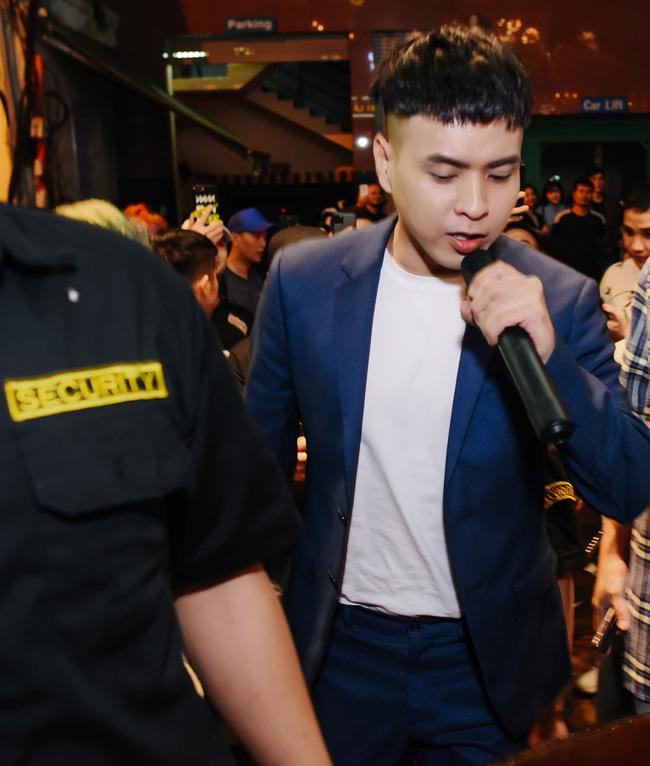 Hồ Quang Hiếu lần đầu xuất hiện, béo tốt hẳn ra sau 15 ngày vướng scandal hiếp dâm và nói câu không ai ngờ-4