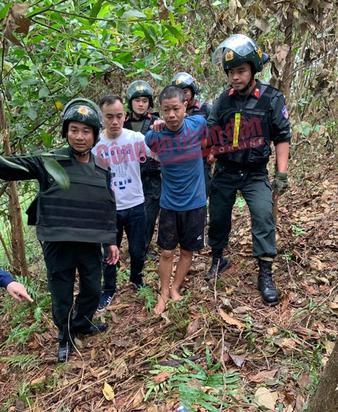Hành trình nóng truy bắt nghi phạm chém 5 người tử vong ở Thái Nguyên-2