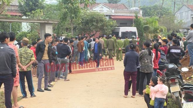 Hành trình nóng truy bắt nghi phạm chém 5 người tử vong ở Thái Nguyên-5
