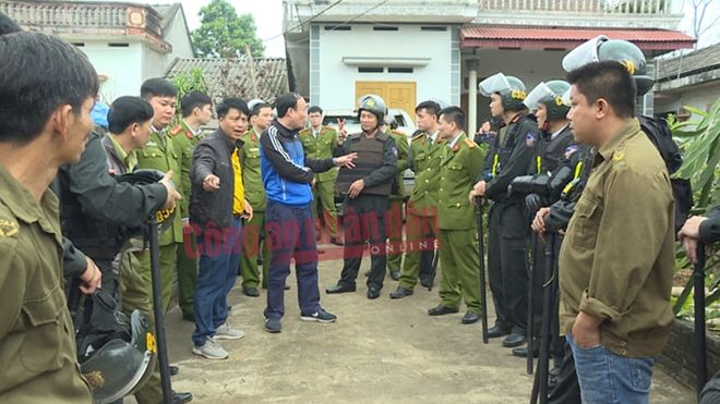 Hành trình nóng truy bắt nghi phạm chém 5 người tử vong ở Thái Nguyên-3