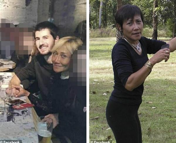 Cặp kè bạn gái lớn tuổi được vài tháng, chàng trai đột ngột mất tích, 3 năm sau nghi phạm bị bắt không ai khác là cô người tình nhiều tuổi kia-2