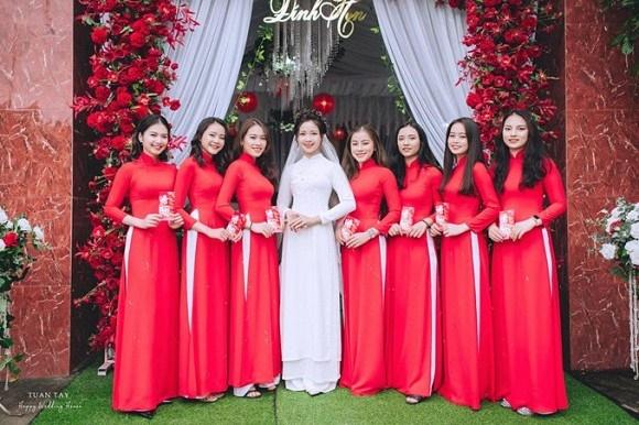 Trọn bộ ảnh đẹp lung linh trong lễ đính hôn của Phan Văn Đức và Võ Nhật Linh-5