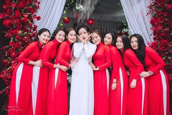 Trọn bộ ảnh đẹp lung linh trong lễ đính hôn của Phan Văn Đức và Võ Nhật Linh-6