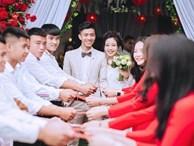 Trọn bộ ảnh đẹp lung linh trong lễ đính hôn của Phan Văn Đức và Võ Nhật Linh