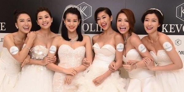 Hội bạn thân quyền lực nhất Hong Kong: Toàn mỹ nhân xinh đẹp, nóng bỏng và giàu có-1