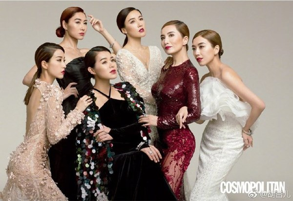 Hội bạn thân quyền lực nhất Hong Kong: Toàn mỹ nhân xinh đẹp, nóng bỏng và giàu có-2