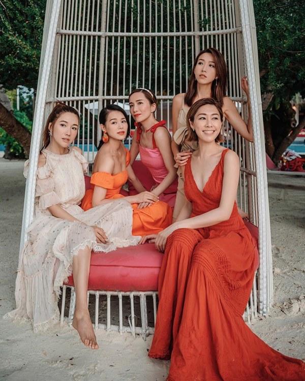 Hội bạn thân quyền lực nhất Hong Kong: Toàn mỹ nhân xinh đẹp, nóng bỏng và giàu có-7