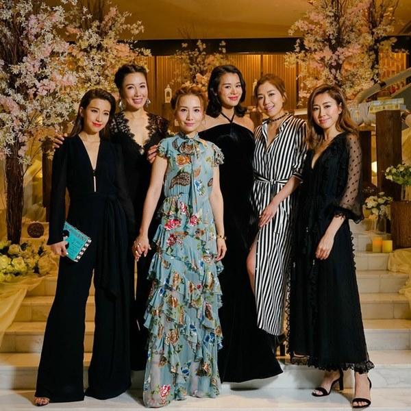Hội bạn thân quyền lực nhất Hong Kong: Toàn mỹ nhân xinh đẹp, nóng bỏng và giàu có-19