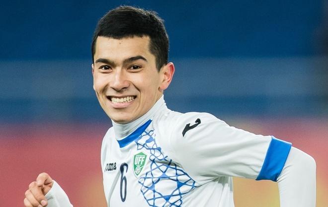 ĐKVĐ Uzbekistan mang 7 tuyển thủ quốc gia tới giải U23 châu Á-1