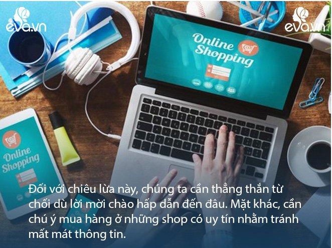 3 chiêu lừa đảo mới khi mua hàng online dịp Tết mà chị em dễ dàng sập bẫy-2