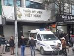 Hút mỡ tại TMV Việt Hàn, cô gái 28 tuổi bị bỏng nặng 2 chân-2