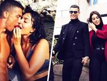 Bỏ ngoài tai tin đồn nhắn tin với gái lạ, Ronaldo khiến các fan tan chảy bằng câu nói ngọt ngào dành cho cô người yêu nóng bỏng
