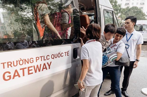 Vụ bé trai 6 tuổi tử vong trên xe đưa đón trường Gateway: Bà Nguyễn Thị Bích Quy không còn bị tạm giam-3