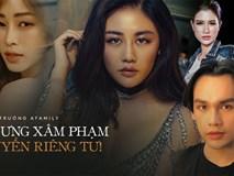 Hàng loạt sao Việt đã có động thái này trước việc ca sĩ Văn Mai Hương bị tung clip riêng tư