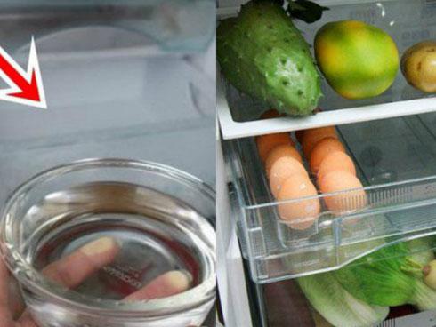 Đặt bát nước vào tủ lạnh mỗi ngày: Mẹo tiết kiệm điện vô cùng đơn giản nhưng không phải ai cũng biết