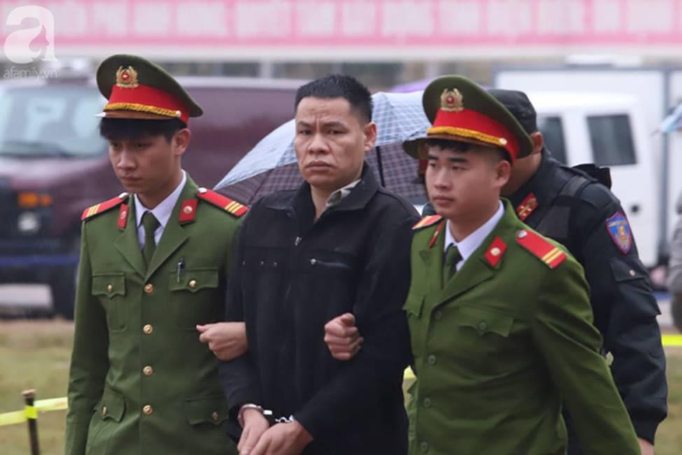 Tuyên án đối với Bùi Văn Công và đồng bọn vụ nữ sinh giao gà bị hiếp dâm, sát hại ở Điện Biên: Đề nghị tử hình 6 bị cáo-5