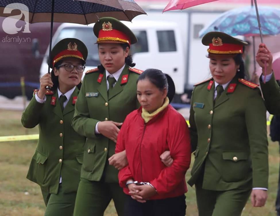 Tuyên án đối với Bùi Văn Công và đồng bọn vụ nữ sinh giao gà bị hiếp dâm, sát hại ở Điện Biên: Đề nghị tử hình 6 bị cáo-7