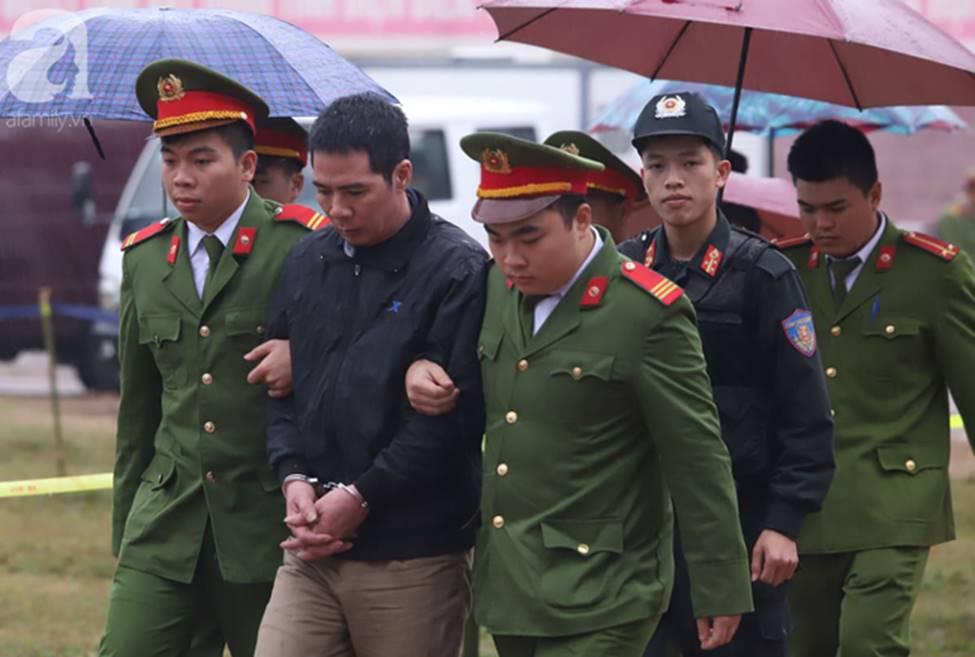 Tuyên án đối với Bùi Văn Công và đồng bọn vụ nữ sinh giao gà bị hiếp dâm, sát hại ở Điện Biên: Đề nghị tử hình 6 bị cáo-10