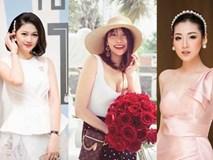Những Hoa hậu, Á hậu nhanh chóng lấy lại vóc dáng gợi cảm sau sinh năm 2019