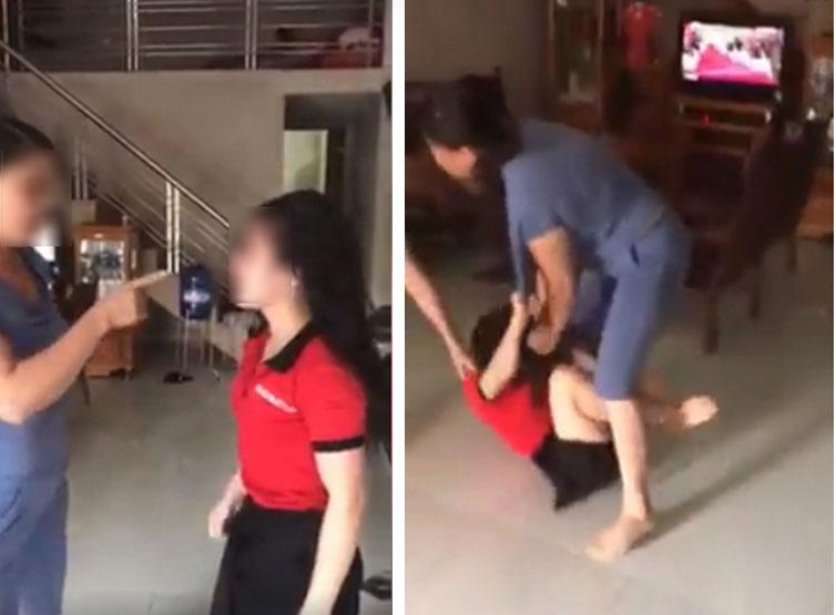 Hé lộ nguyên nhân mẹ chồng, con dâu túm tóc, giằng co, đánh nhau ngay giữa nhà-3