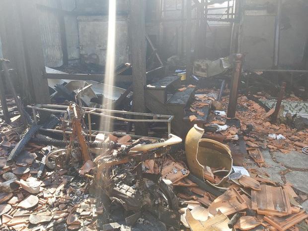 Hiện trường tan hoang vụ cháy homestay ở Phú Quốc khiến 7 người thương vong-2