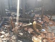 Hiện trường tan hoang vụ cháy homestay ở Phú Quốc khiến 7 người thương vong