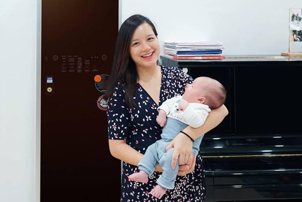 MC Minh Trang thú nhận đẻ 4 đứa con rất ồn ào và đau đầu, nhiều lúc chỉ ước... nhét hết cả đám lại vào bụng khiến chị em cười lăn-1