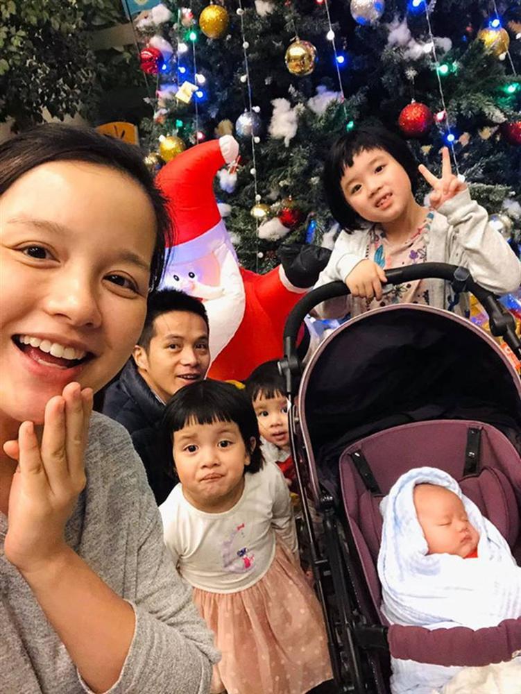 MC Minh Trang thú nhận đẻ 4 đứa con rất ồn ào và đau đầu, nhiều lúc chỉ ước... nhét hết cả đám lại vào bụng khiến chị em cười lăn-2