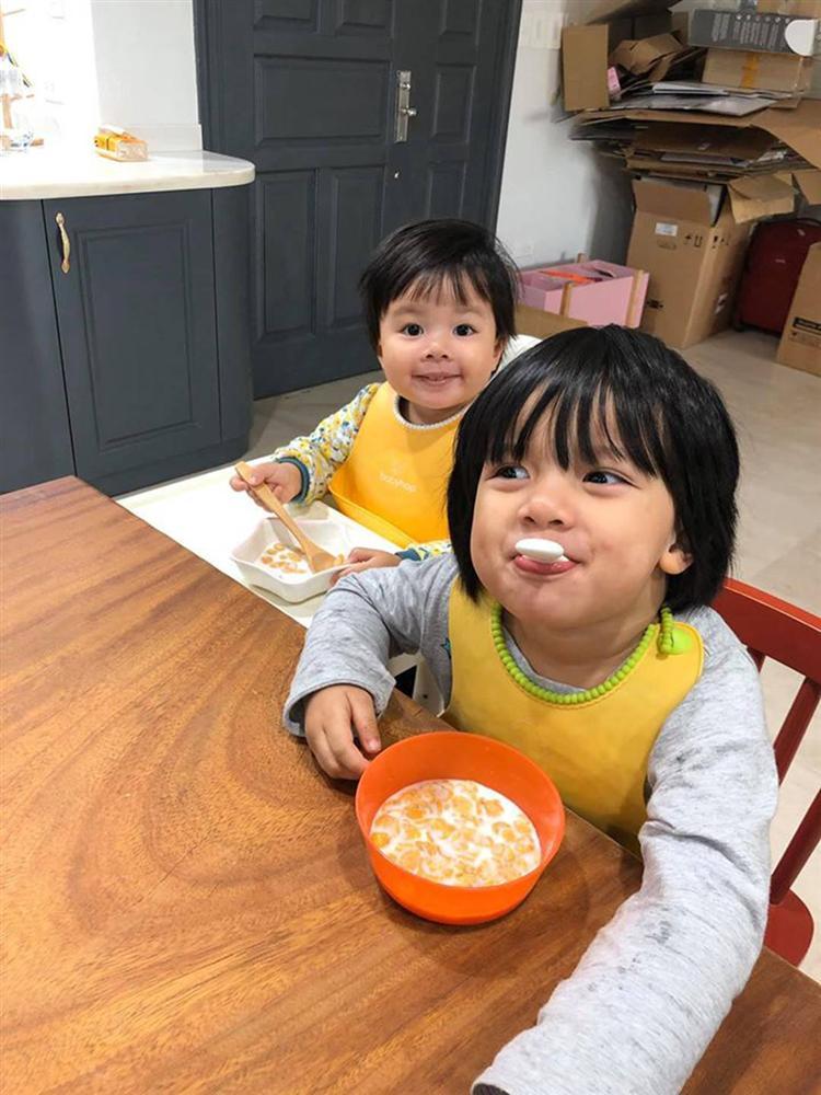 MC Minh Trang thú nhận đẻ 4 đứa con rất ồn ào và đau đầu, nhiều lúc chỉ ước... nhét hết cả đám lại vào bụng khiến chị em cười lăn-7