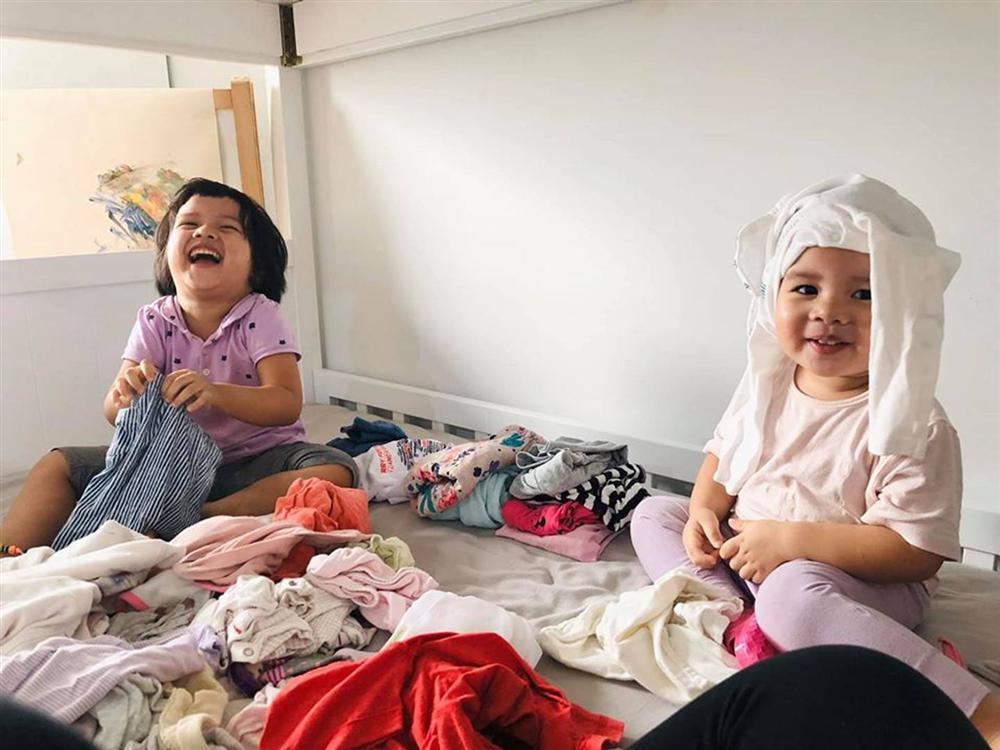 MC Minh Trang thú nhận đẻ 4 đứa con rất ồn ào và đau đầu, nhiều lúc chỉ ước... nhét hết cả đám lại vào bụng khiến chị em cười lăn-8