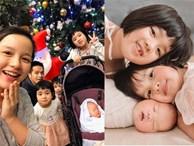 MC Minh Trang 'thú nhận' đẻ 4 đứa con rất ồn ào và đau đầu, nhiều lúc chỉ ước... nhét hết cả đám lại vào bụng khiến chị em cười lăn