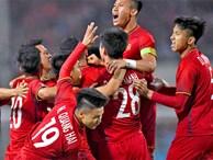 Tuyển Việt Nam được FIFA vinh danh