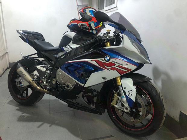 Nhận được tin nhắn từ người lạ, chủ xe mô tô BMW S1000RR trị giá hơn nửa tỷ đồng bị mất trộm đã tìm thấy xe ở Sài Gòn-1