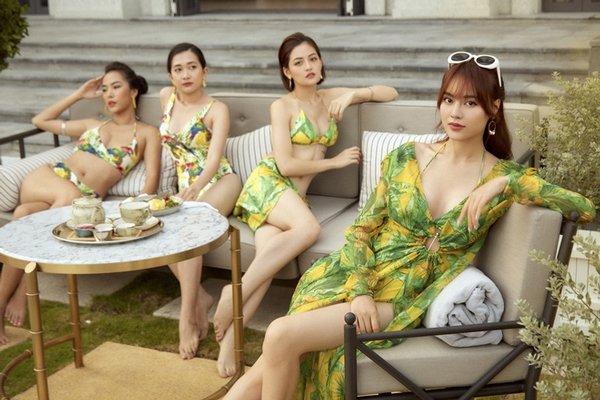 Ninh Dương Lan Ngọc thay đổi phong cách, ăn mặc ngày càng gợi cảm-1
