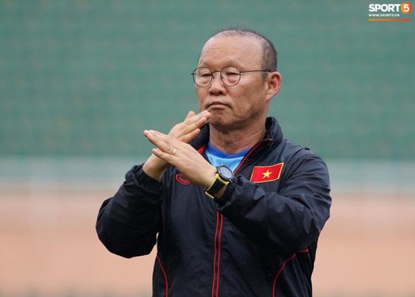 HLV Park Hang-seo biểu hiện bất thường, báo hiệu U23 Việt Nam đang gặp nhiều vấn đề khó?-6