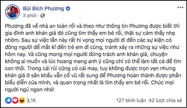 Loạt sự cố dở khóc dở cười của sao Việt năm 2019: Tình tiết cực căng, Bích Phương bị giật mic chưa sốc bằng Thúy Vân-3