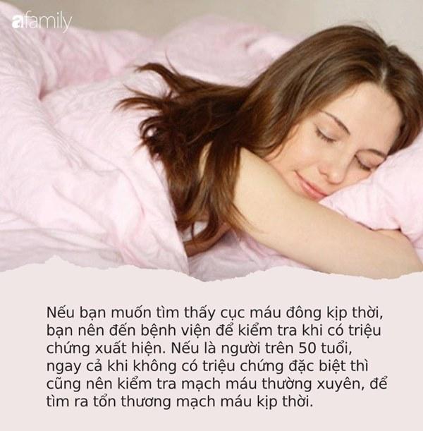 Trước khi ngủ hãy cẩn thận kiểm tra 4 dấu hiệu này, tốn vài giây nhưng giúp bạn phòng tránh đột quỵ xảy ra trong khi ngủ-3